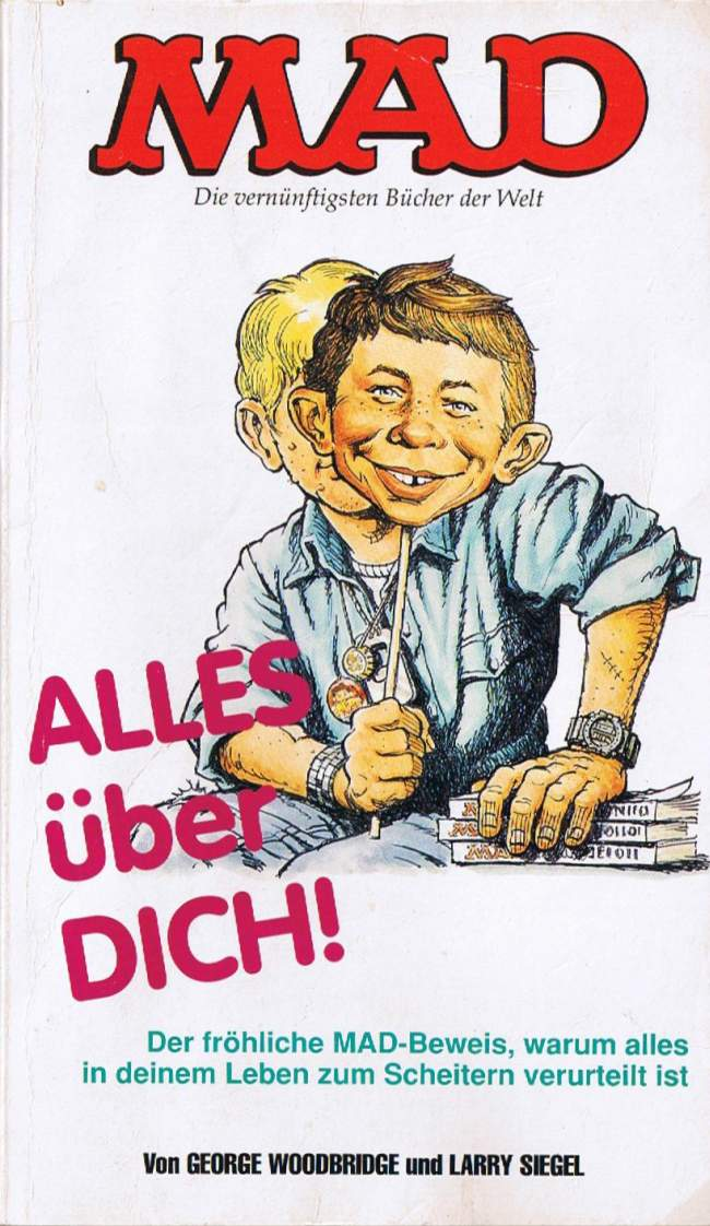 Alles über dich! #72 • Germany • 1st Edition - Williams