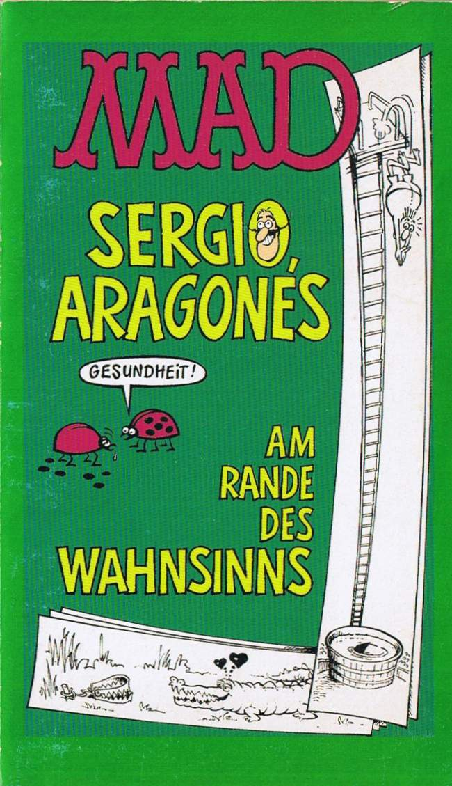 Am Rande des Wahnsinns #73 • Germany • 1st Edition - Williams
