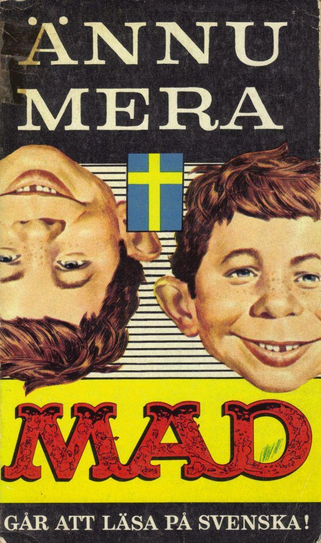 Ännu mera MAD #2 • Sweden