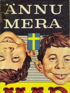 Go to Ännu mera MAD #2 • Sweden