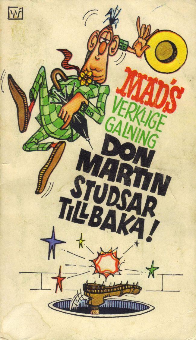 Don Martin studsar tillbaka! #6 • Sweden