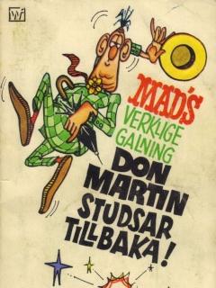 Go to Don Martin studsar tillbaka! #6 • Sweden
