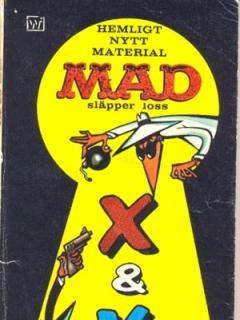 MAD släpper loss X & Y #7 • Sweden