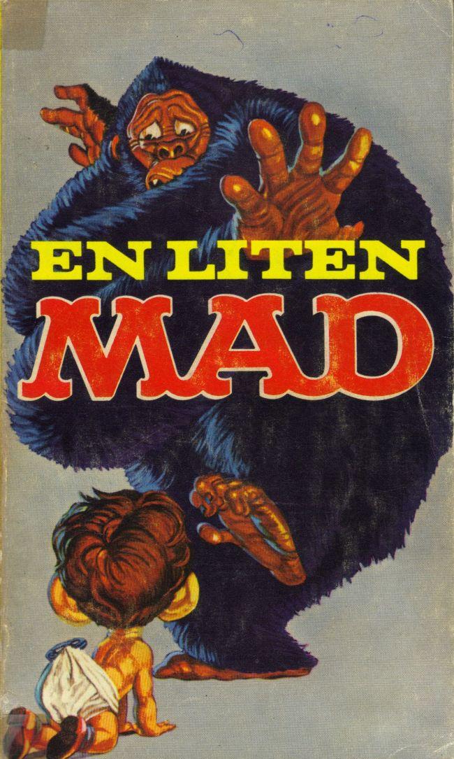 En liten MAD #8 • Sweden