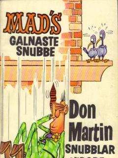 Don Martin snubblar vidare #10 • Sweden