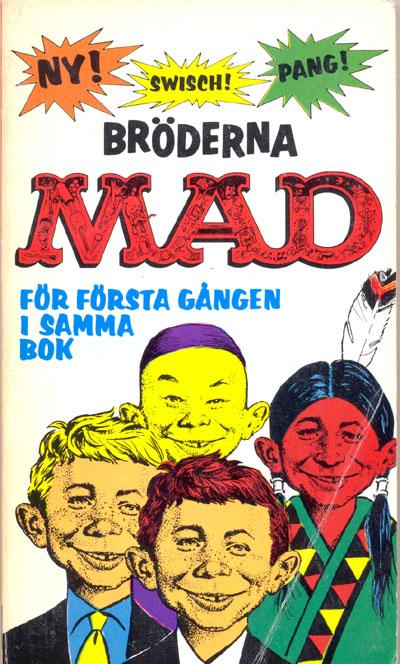 Bröderna MAD #11 • Sweden