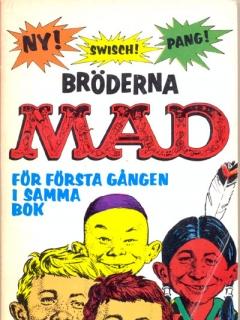 Go to Bröderna MAD #11 • Sweden