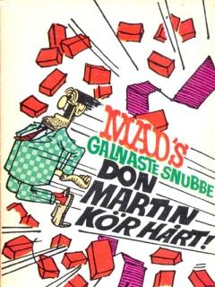 Go to Don Martin kör hart! #12 • Sweden