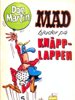 Go to MAD bjuder pa Knäpplappen #13 • Sweden