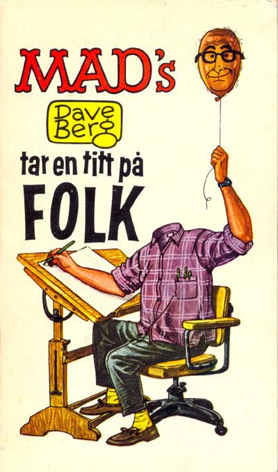 Dave Berg tar en titt pa folk #14 • Sweden