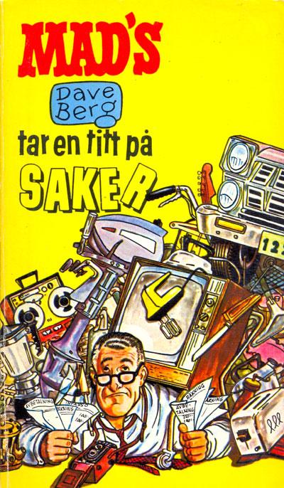 Dave Berg tar en titt pa saker #19 • Sweden