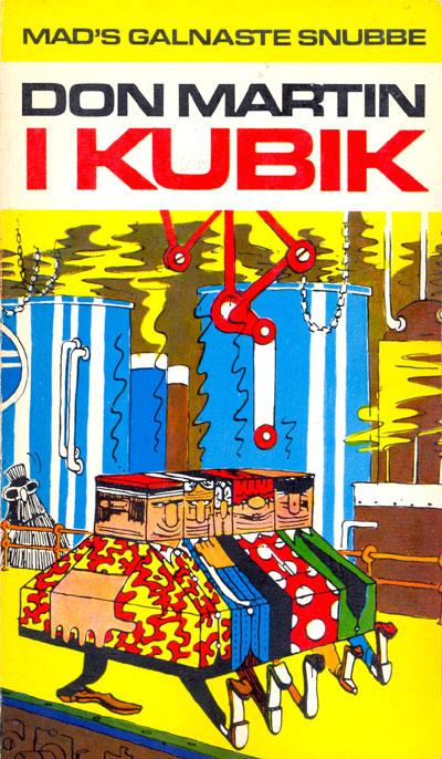 Don Martin i kubik #21 • Sweden