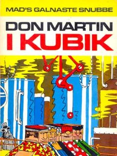 Go to Don Martin i kubik #21 • Sweden