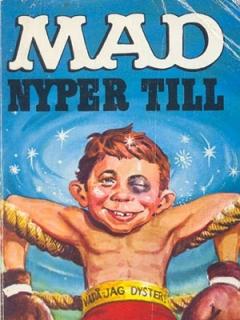 Go to MAD nyper till #22 • Sweden