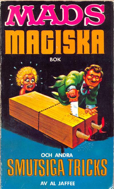 MADs magiska bok #27 • Sweden