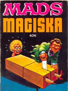 Go to MADs magiska bok #27 • Sweden