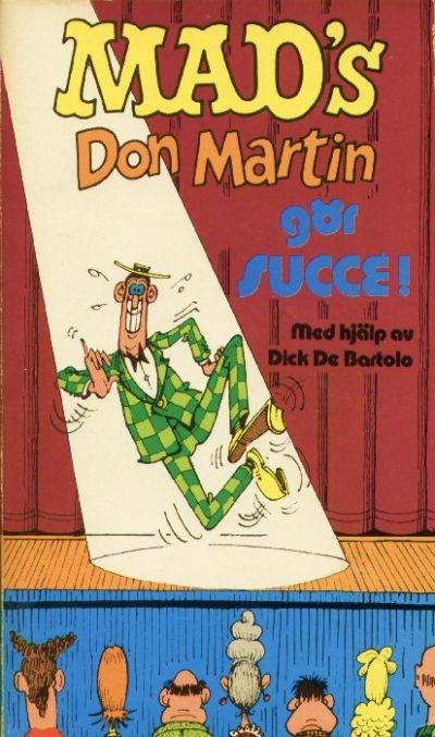 Don Martin gör succe #30 • Sweden