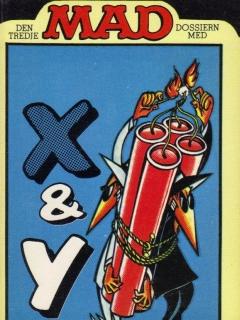 Go to Den tredje dossiern med X & Y #33 • Sweden