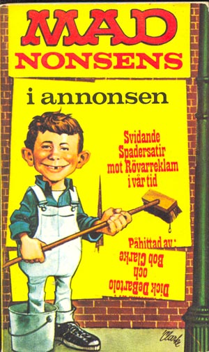 MAD nonsens i annonsen #35 • Sweden