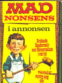 Go to MAD nonsens i annonsen #35