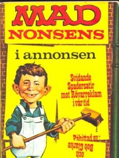 Go to MAD nonsens i annonsen #35 • Sweden