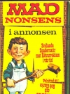 Image of MAD nonsens i annonsen #35