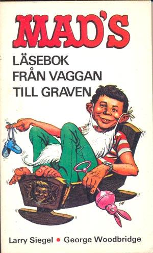 MADs läsebok fran vaggan till graven #38 • Sweden