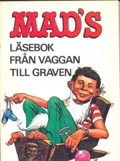 Go to MADs läsebok fran vaggan till graven #38 • Sweden