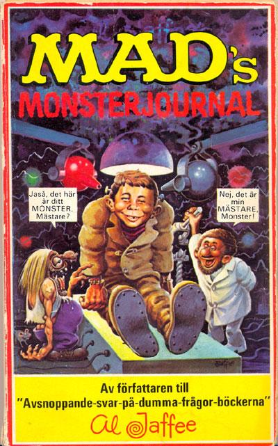 MADs monsterjournal #41 • Sweden