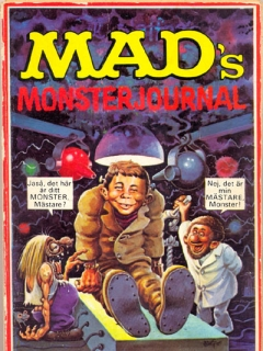 MADs monsterjournal #41