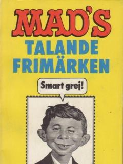MAD´s talande frimärken #44 • Sweden
