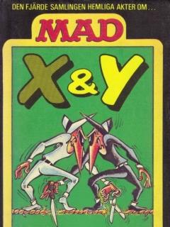 Den fjärde samlingen hemliga akter om X & Y #45 • Sweden