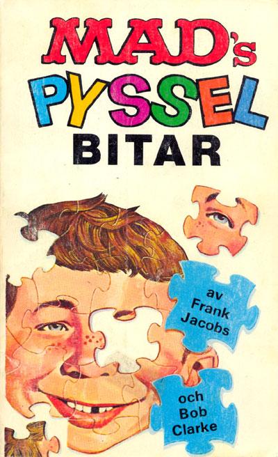 MADs pysselbitar #46 • Sweden
