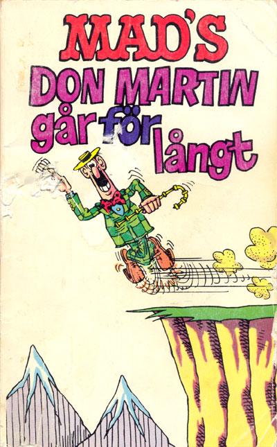 Don Martin går för långt #47 • Sweden