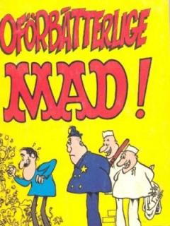 Oförbätterlige MAD #51 • Sweden