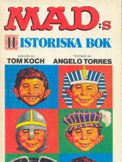 Go to MADs historiska bok #52 • Sweden