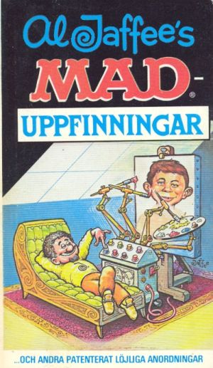 Al Jaffees MAD-uppfinningar #56 • Sweden
