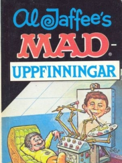 Go to Al Jaffees MAD-uppfinningar #56