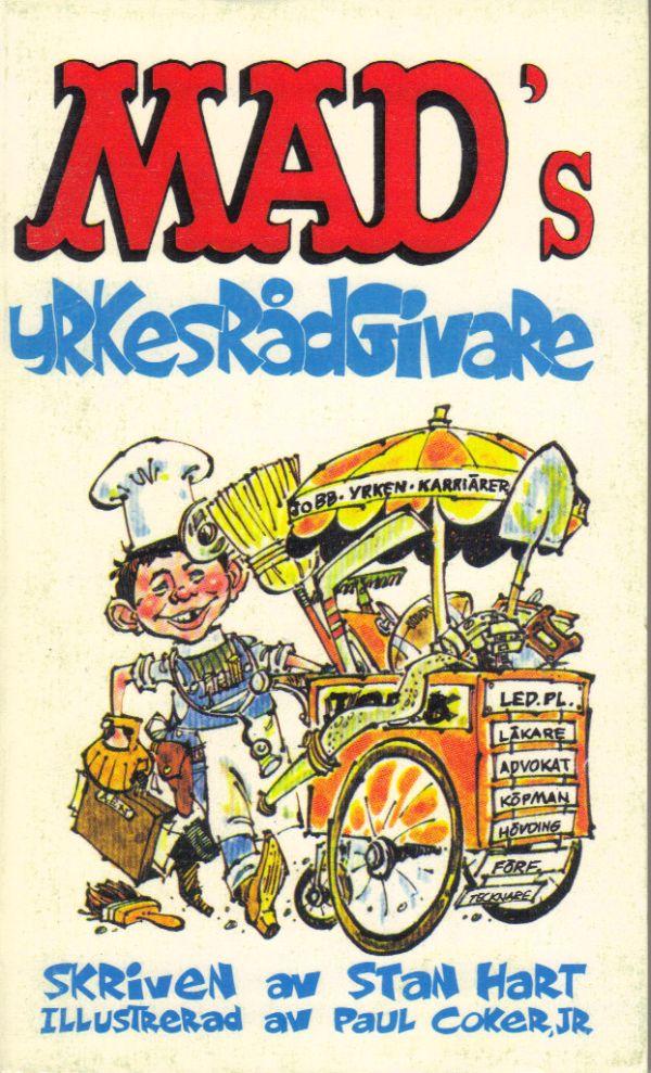 MADs yrkesrådgivare #57 • Sweden