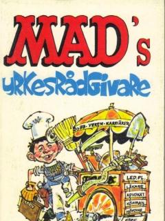 Go to MADs yrkesrådgivare #57 • Sweden