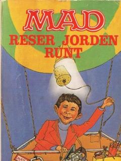 Go to MAD reser jorden runt #61 • Sweden