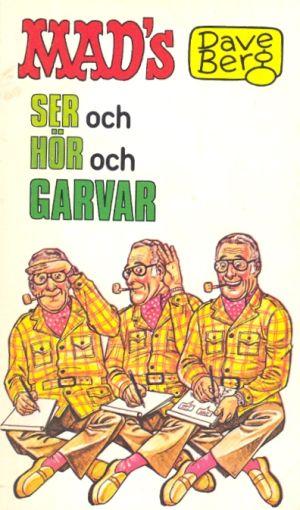 Dave Berg ser och hör och garvar #62 • Sweden