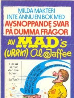 Go to Milda makter! Inte ännu en bok med avsnoppande svar på dumma frågor #63 • Sweden