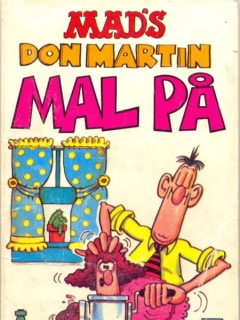 Go to Don Martin mal på #72 • Sweden