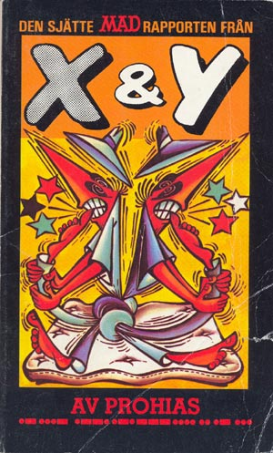 Den sjätte rapporten från X & Y #79 • Sweden