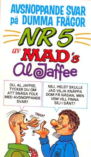 Avsnoppande svar på dumma frågor nr 5 #80 • Sweden