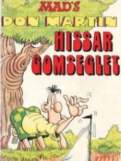 Don Martin hissar gomseglet #89 • Sweden