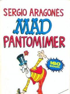 Go to MAD pantomimer #90