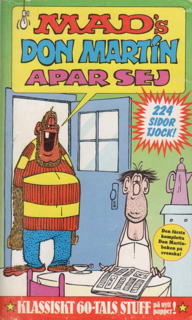 Don Martin apar sig #92 • Sweden