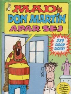 Go to Don Martin apar sig #92 • Sweden